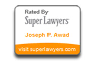 Super Lawyers Joseph Awad