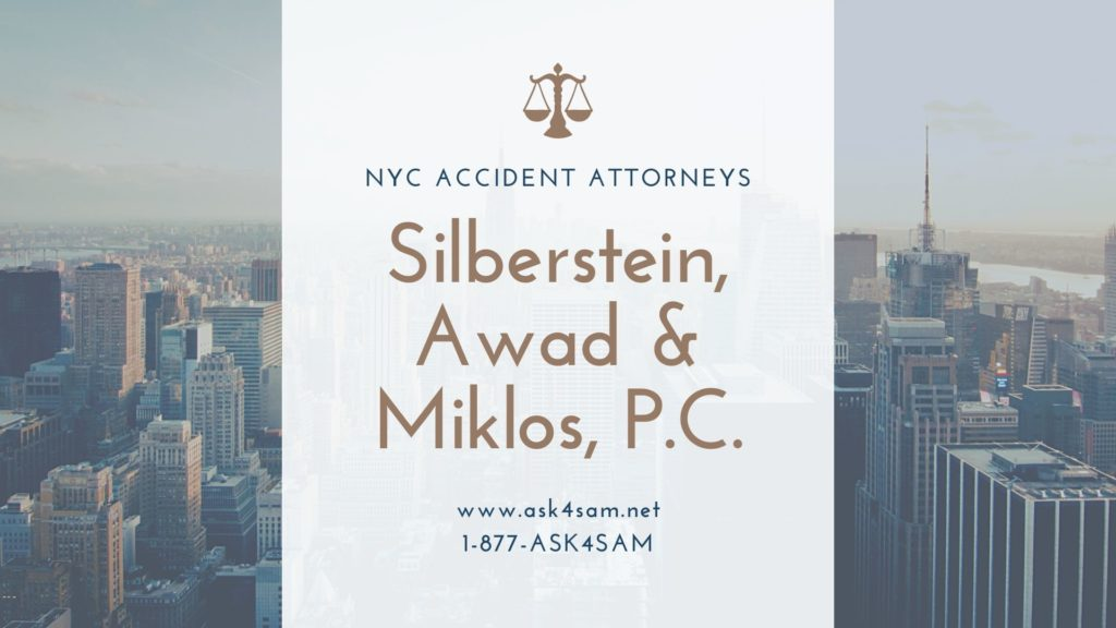NYC Accident Attorneys Silberstein, Awad, & Miklos PC