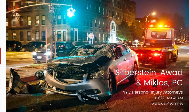 3 Teens in Alleged Stolen Car Crash Into NYPD Car in Brooklyn